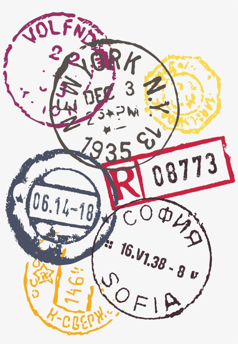 Passport stamp clipart banner royalty free download Passport Stamp Png (+) - Free Download   fourjay.org banner royalty free download