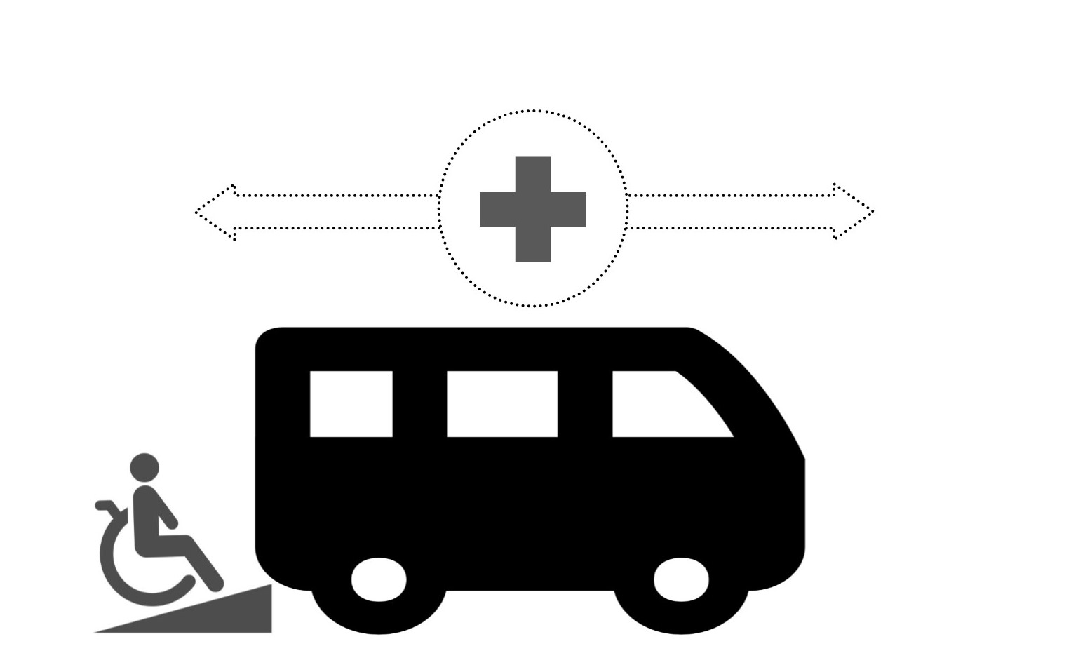 Past present and future in transportation clipart svg free stock Non-Emergency Medical Transportation: Trends and Innovative ... svg free stock