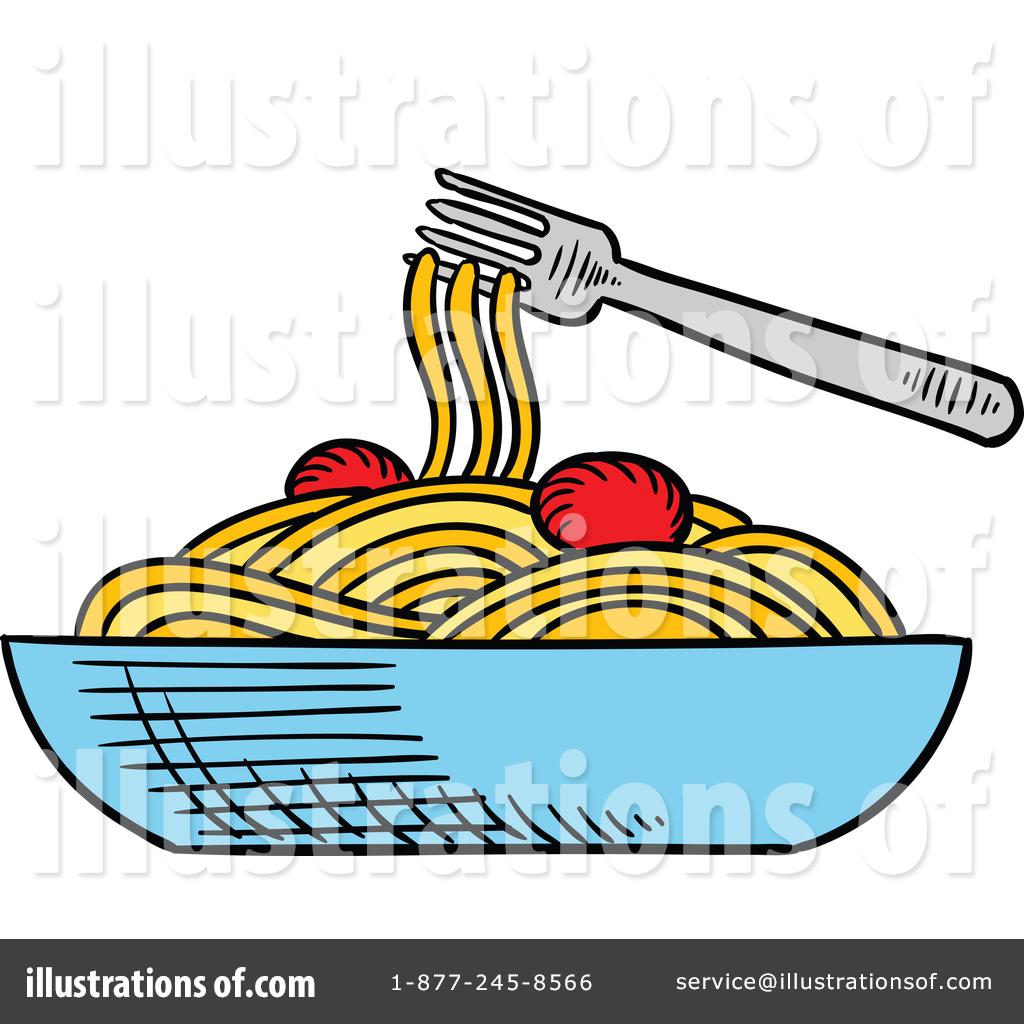 Pasta illustration clipart image stock Pasta Clipart #1388471 - Illustration by Vector Tradition SM image stock