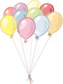 Pastel balloons clipart png freeuse Purple Balloons Clipart | Wedding Balloons Clipart png freeuse