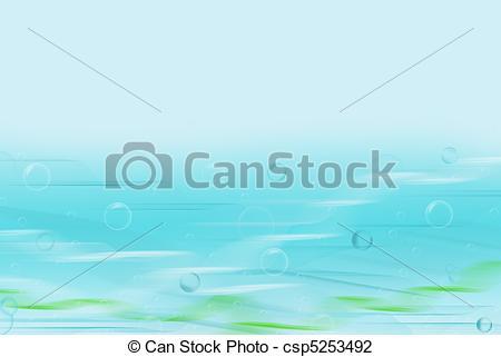 Pastel blue water clipart free download Clip Art of Aqua Bubbles - Pastel aqua blue water with bubbles ... free download