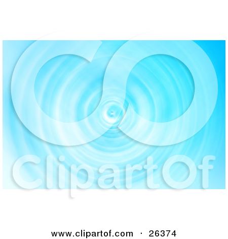 Pastel blue water clipart picture transparent download Clipart Illustration of a Background of Rippling Blue Water ... picture transparent download