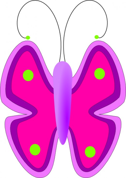 Pastel butterfly clipart jpg royalty free BUTTERFLY CLIP ART   170 Best Free Clip Art & Drawings of ... jpg royalty free