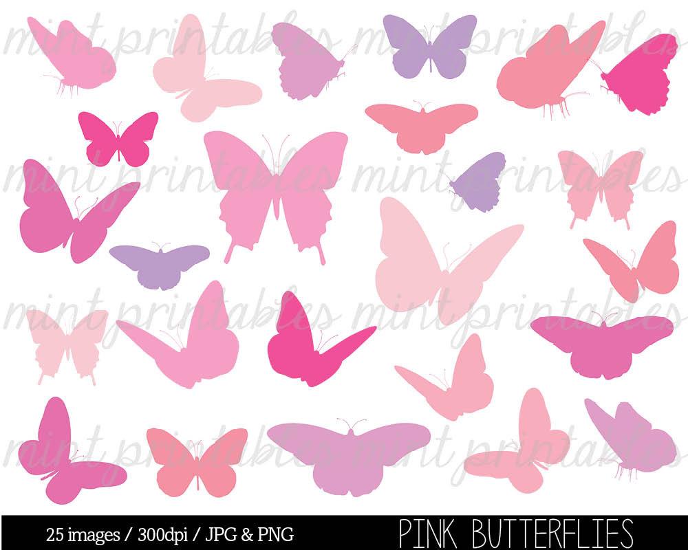 Pastel butterfly clipart clipart transparent library Butterfly Clipart Pink Butterfly Clip Art Butterfly clipart transparent library