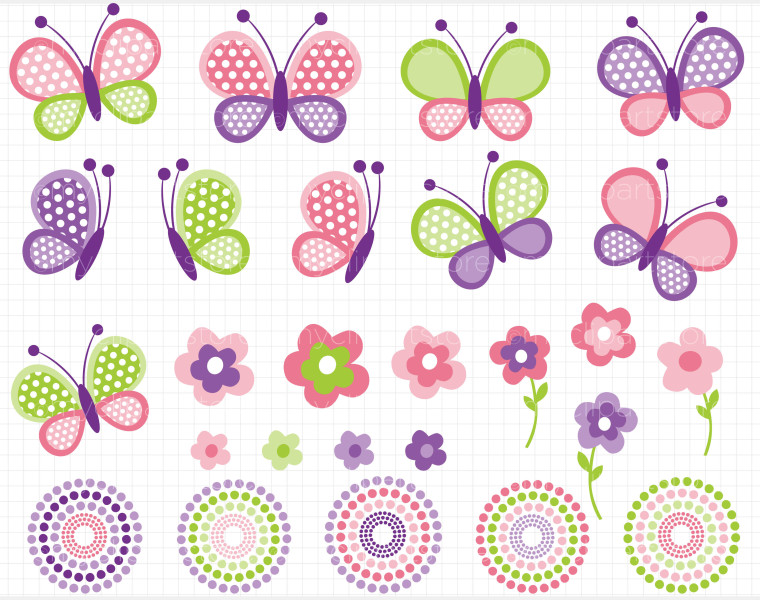 Pastel butterfly clipart png black and white download Pastel butterflies clipart clipartfox - Clipartix png black and white download