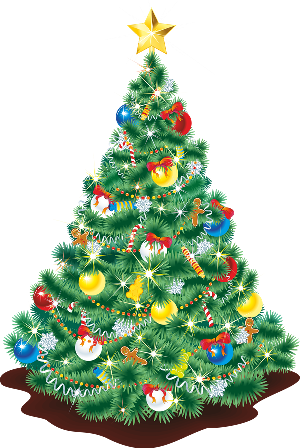 Pastel christmas tree clipart picture royalty free download Christmas tree clip art tree clipart - FamClipart picture royalty free download