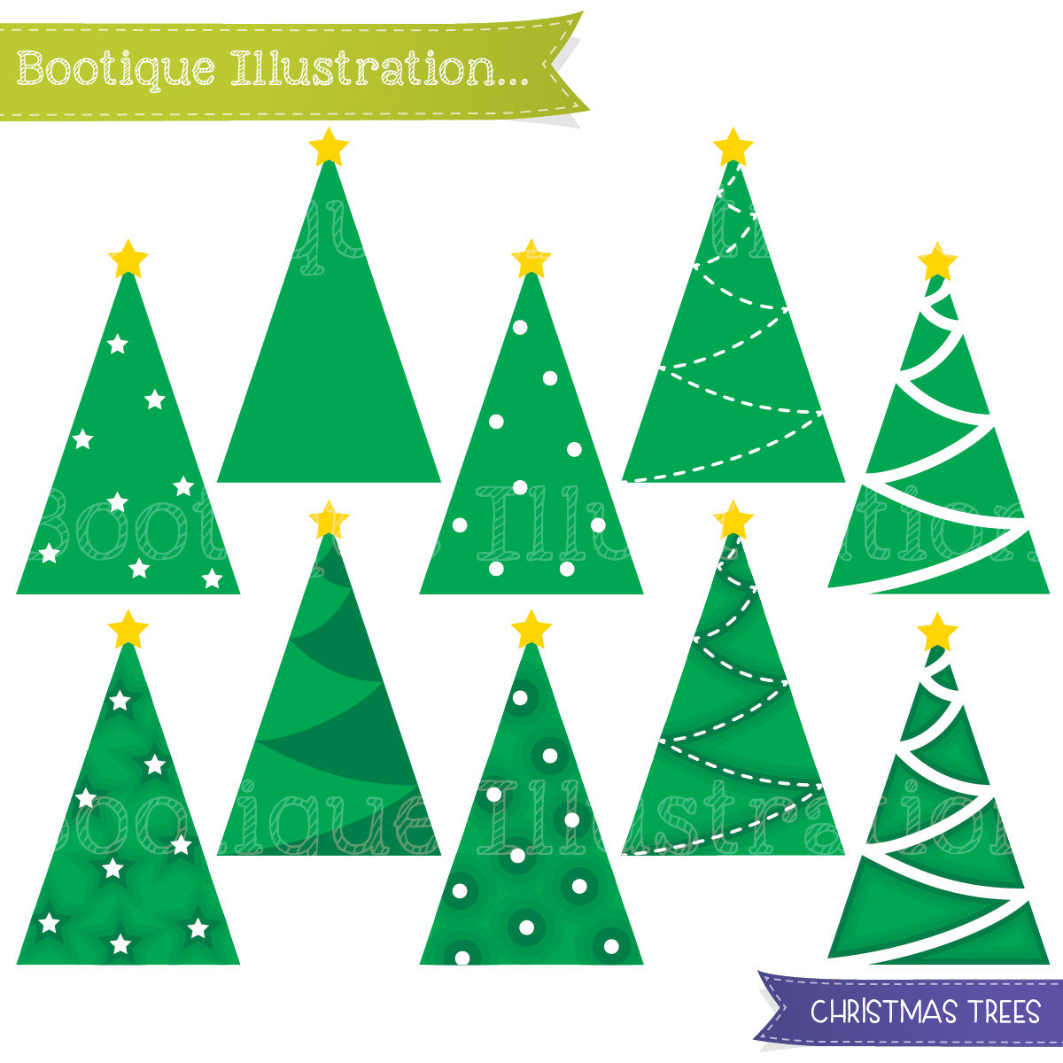 Pastel christmas tree clipart graphic library stock Christmas tree clipart vector png - ClipartFest graphic library stock