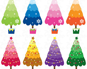Pastel christmas tree clipart picture stock Pastel christmas tree clipart - ClipartFest picture stock