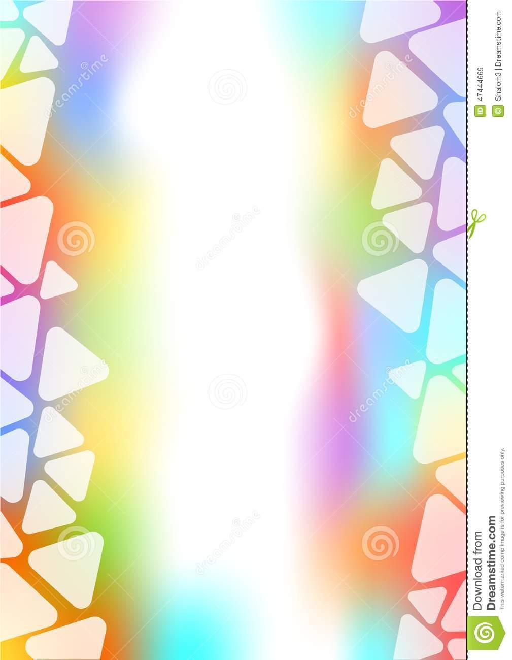 Pastel clipart transparent background picture freeuse stock Background With Transparent Triangle Border On Pastel Area Stock ... picture freeuse stock