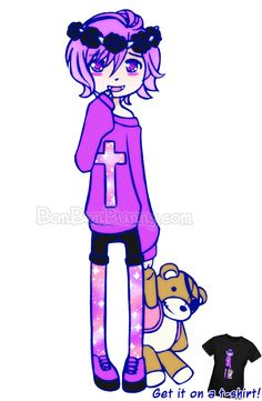 Pastel goth anime girl clipart svg library library pastel goth guy clothes - Google Search | Style | Pinterest ... svg library library