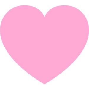 Pastel heart clipart clip transparent download Hearts - Polyvore clip transparent download