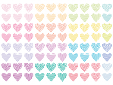 Pastel hearts clipart png freeuse library Pastel hearts clipart - ClipartFest png freeuse library
