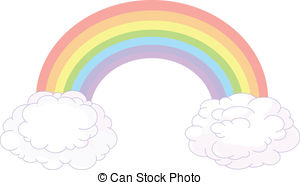 Pastel rainbow clipart graphic royalty free stock Free Premium Cliparts - ClipartFest graphic royalty free stock