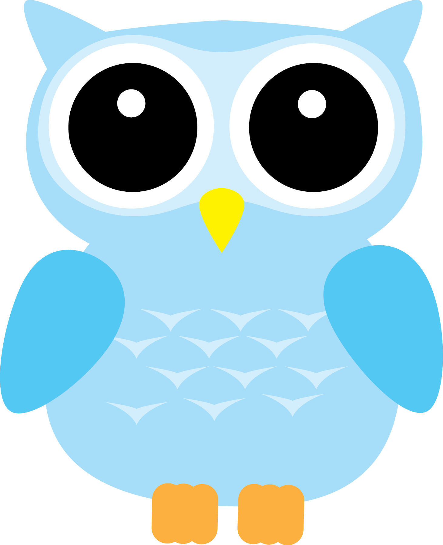 Snowflake owl clipart png free download Blue Owl Clipart & Blue Owl Clip Art Images #1434 - OnClipart png free download