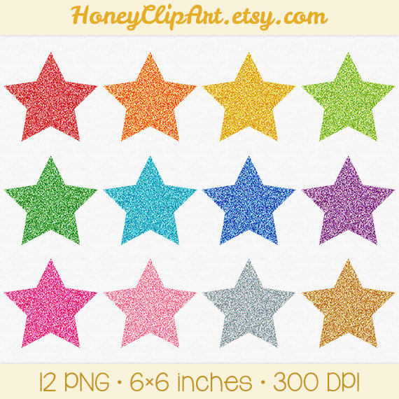 Pastel star clipart banner transparent Clip Art Pink Glitter Clipart - Clipart Kid banner transparent