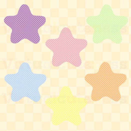 Pastel star clipart jpg stock Pastel star clipart - ClipartFest jpg stock