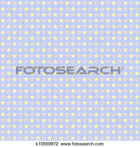Pastel star clipart clip art transparent stock Stock Photo of Seamless Pastel Star Background k10559972 - Search ... clip art transparent stock
