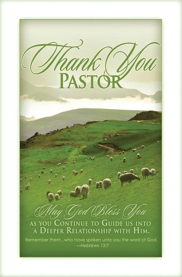 Pastor appreciation clipart images graphic library stock Pastor Anniversary Clipart Thank You Pastor Regular | church ... graphic library stock