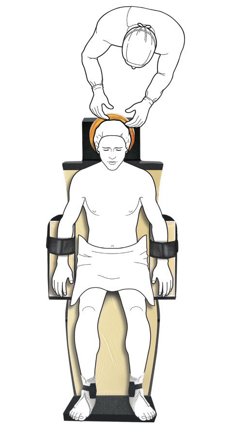 Patient in supine sitting and standing position clipart clipart transparent download Proper Patient Positioning Guidelines: Fowlers Position   AliMed clipart transparent download
