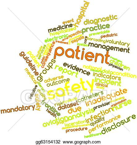 Patient safety clipart clipart royalty free Clipart - Patient safety. Stock Illustration gg63154132 ... clipart royalty free