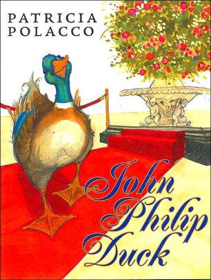 Patricia polacco melon head clipart banner free stock John Philip Duck Hardcover banner free stock