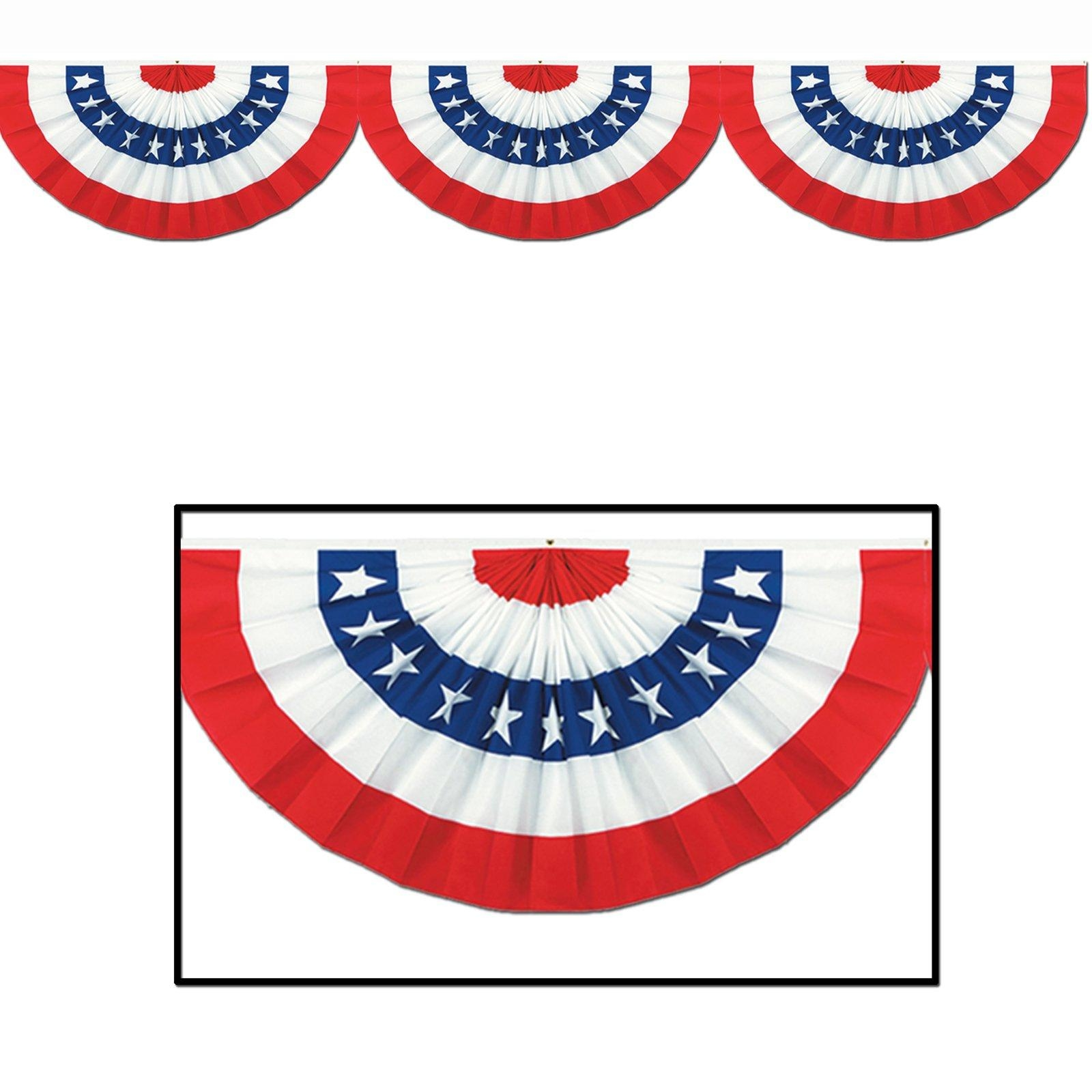 Patriotic bunting clipart graphic library stock Patriotic Banner Cliparts | Free download best Patriotic ... graphic library stock