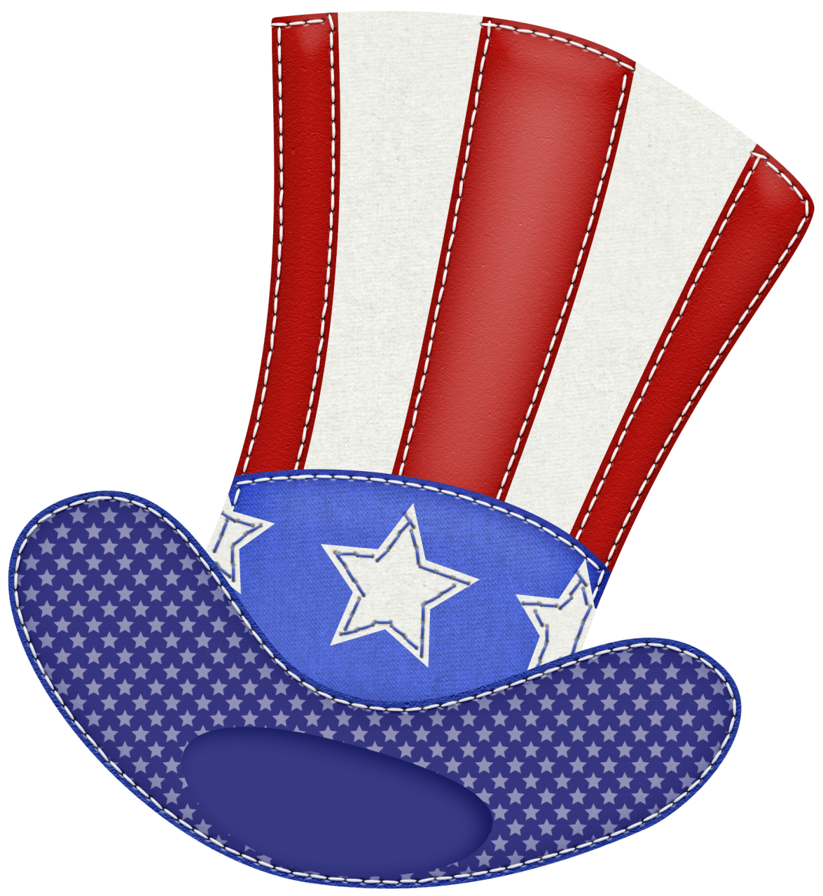Patriotic cross clipart image library stock Patriotic Hat PNG Clipart Picture | July 4th Clip Art | Pinterest ... image library stock