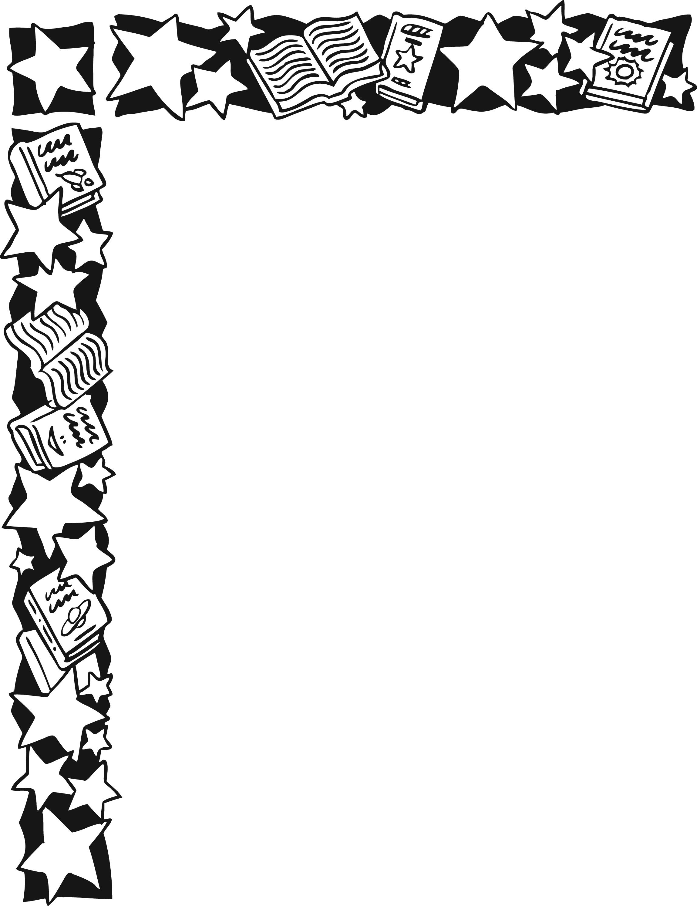 Patriotic star border clipart black and white banner black and white Free Star Border, Download Free Clip Art, Free Clip Art on ... banner black and white