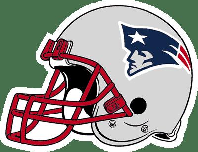 Patriots helmet clipart png stock New England Patriots Helmet Sticker transparent PNG - StickPNG png stock