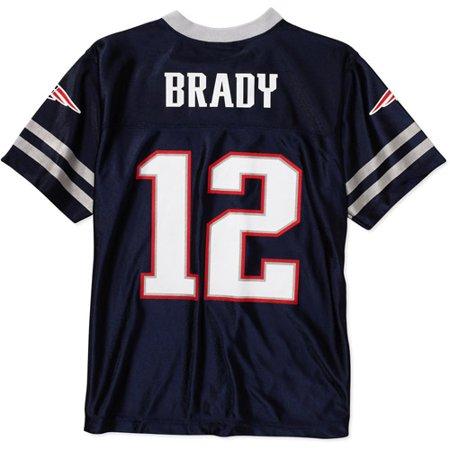 Patriots jersey clipart image royalty free download NFL - Boys\' New England Patriots #12 Tom Brady Jersey image royalty free download