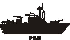 Patrol boat river clipart jpg freeuse Patrol Boat River PBR (B&W) Decal   Special Boat Unit (SBU ... jpg freeuse