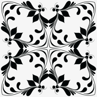 Pattern designs clipart png library Free Free Floral Clipart Designs Cliparts, Silhouettes ... png library