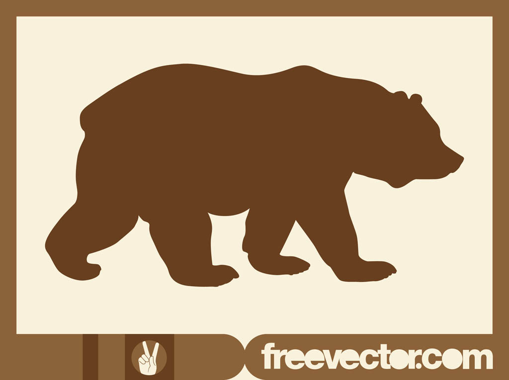 Patterns for clipart bear silhouette png download Patterns for clipart bear silhouette - ClipartFest png download