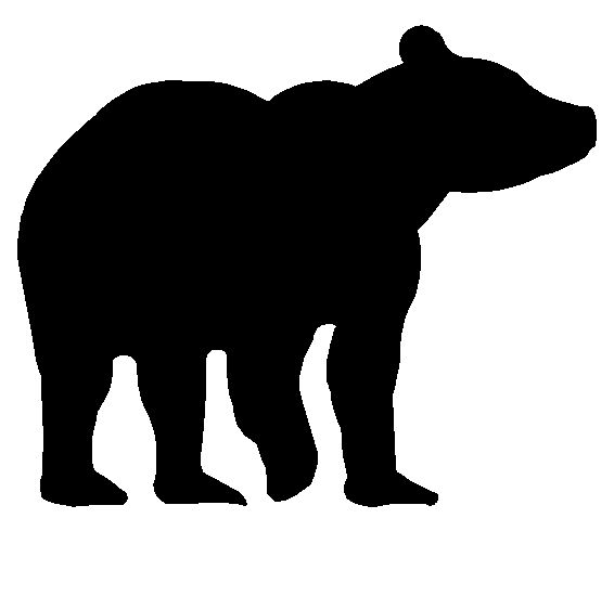 Patterns for clipart bear silhouette clip freeuse download 17 best ideas about Bear Silhouette on Pinterest | Animal ... clip freeuse download