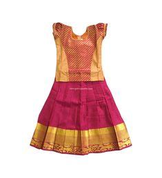 Pattupavadai clipart jpg free download 80 Best Pattu Pavadai images in 2019   Kids wear, Party wear ... jpg free download