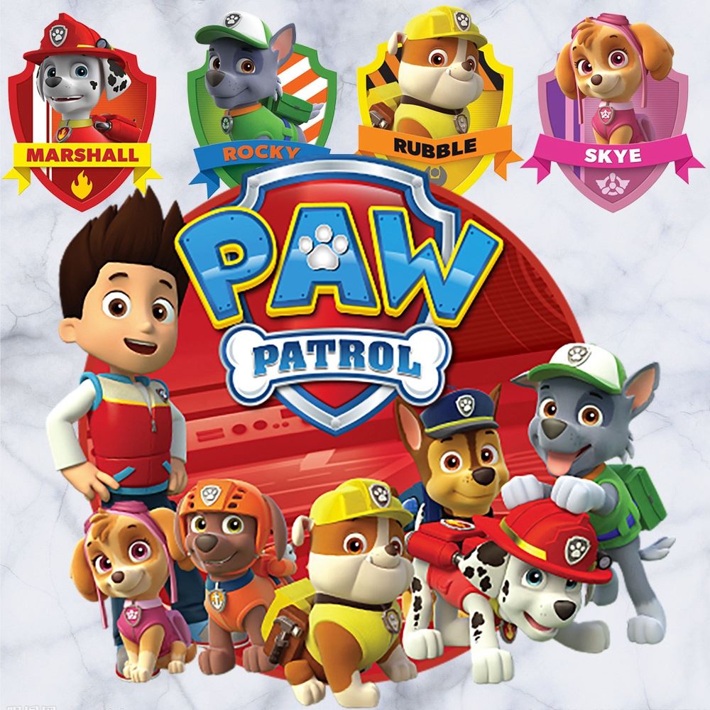 Paw patrol background clipart png royalty free Wide HDQ Paw Patrol Wallpapers (Paw Patrol Wallpaper, 18), LL.GL png royalty free