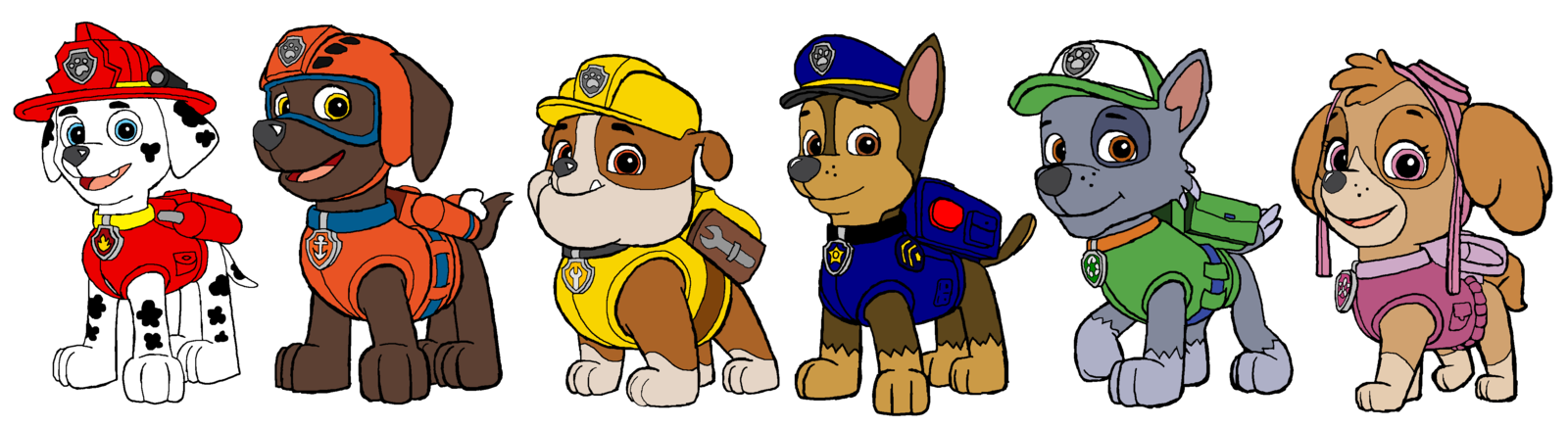 Paw patrol background clipart clip art download 45+ New Paw Patrol Wallpapers | SHunVMall clip art download