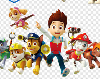 Paw patrol background clipart picture library download Paw patrol clipart without a background - ClipartFest picture library download