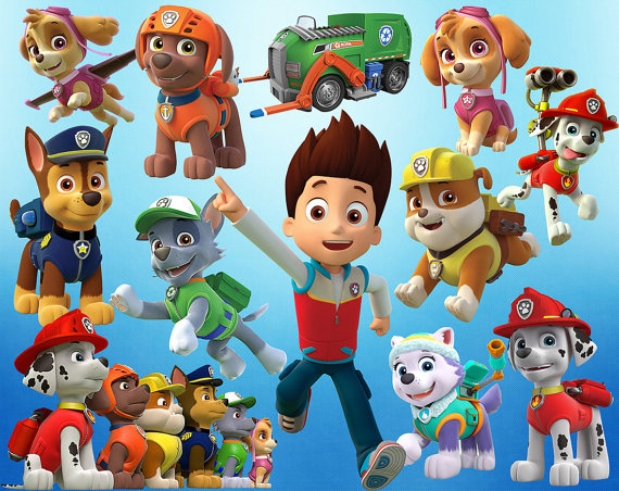 Paw patrol background clipart clipart stock 78+ images about PAW PATROL on Pinterest | Sheriff callie, Party ... clipart stock
