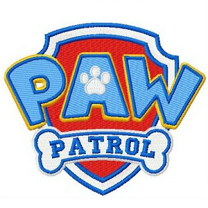 Paw patrol badge clip art svg library library Pink paw patrol logo clipart - ClipartFest svg library library