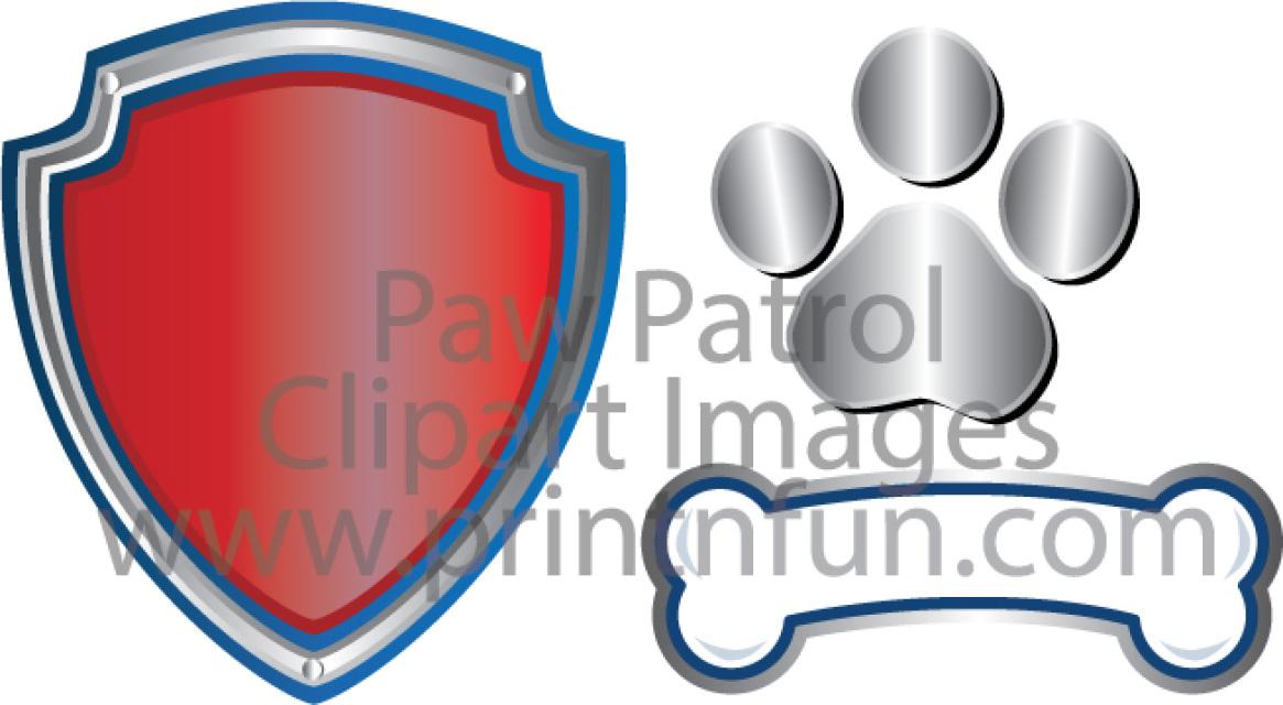 Paw patrol badge clip art clip stock Paw patrol badge clipart - ClipartFest clip stock