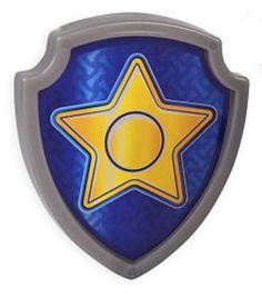 Paw patrol badge clip art image stock Marshall Badge Clipart - Clipart Kid image stock