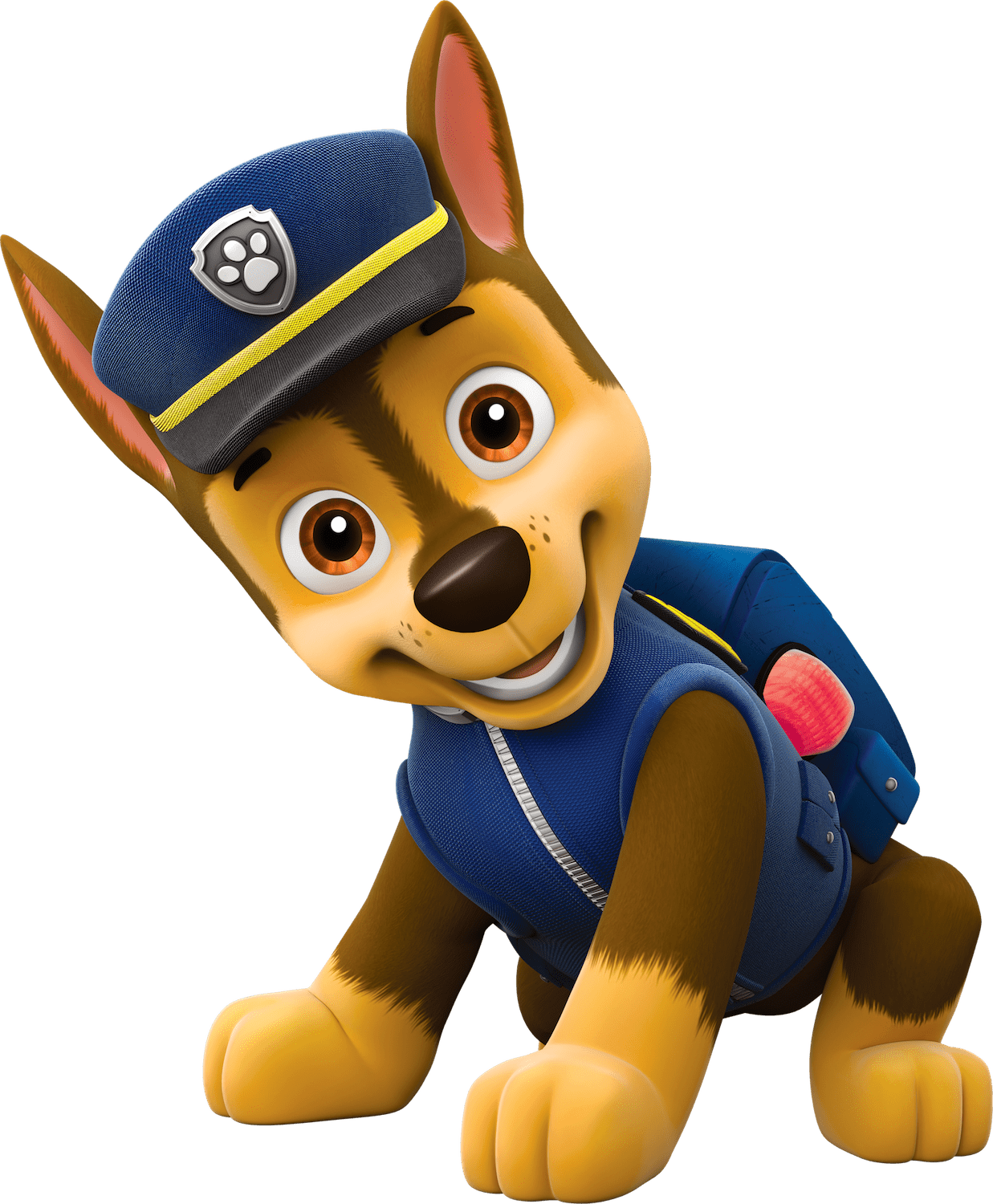 Paw patrol chase clipart image free download Chase Paw Patrol Clipart Png image free download