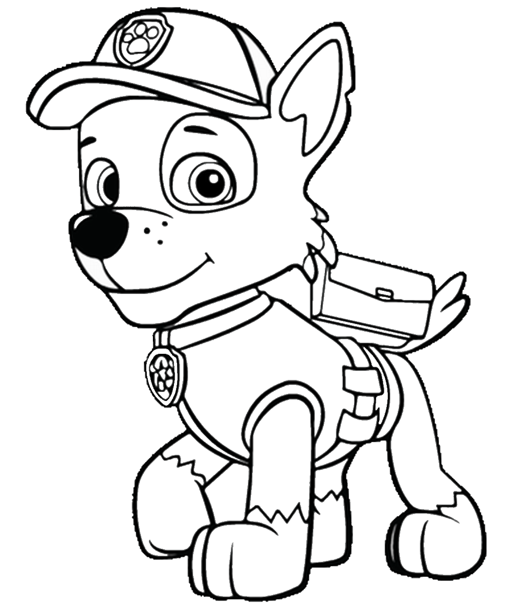Paw patrol clip art black and white banner free stock 1000+ images about Jett's 4th Paw Patrol Party on Pinterest | The ... banner free stock