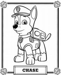 Paw patrol clip art black and white clip black and white download 15 Must-see Paw Patrol Characters Pins   Paw patrol party ... clip black and white download