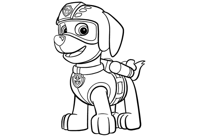 Paw patrol clip art black and white graphic freeuse stock 17 Best images about Paw Patrol on Pinterest | Nick jr, Popcorn ... graphic freeuse stock