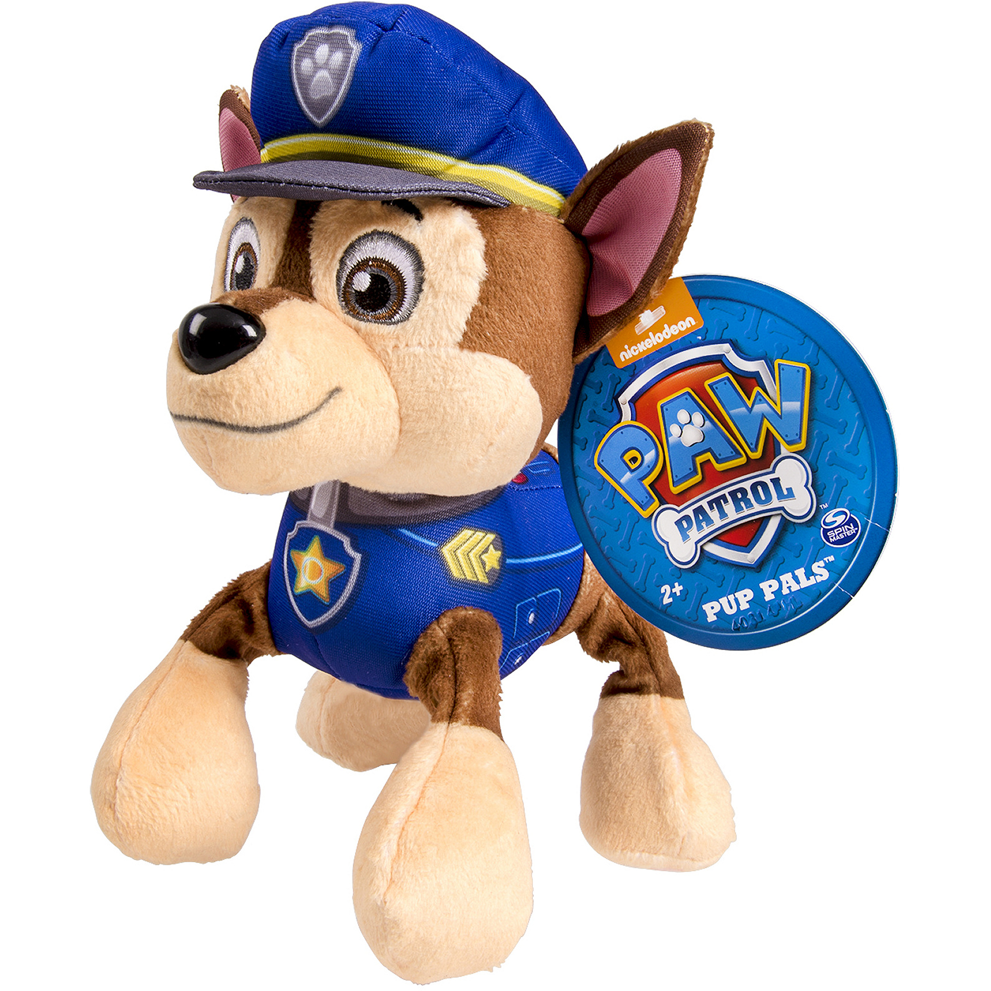 Paw patrol clipart chase vector free download Nickelodeon Paw Patrol - Plush Pup Pals- Chase - Walmart.com vector free download