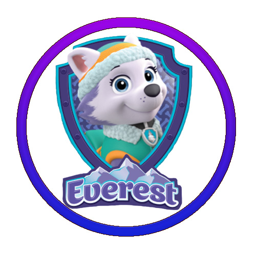 Paw patrol clipart everest vector transparent stock 17 Best images about Paw Patrol on Pinterest   Party printables ... vector transparent stock