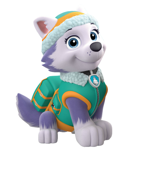 Paw patrol clipart everest png library download Paw patrol clipart everest - ClipartFest png library download
