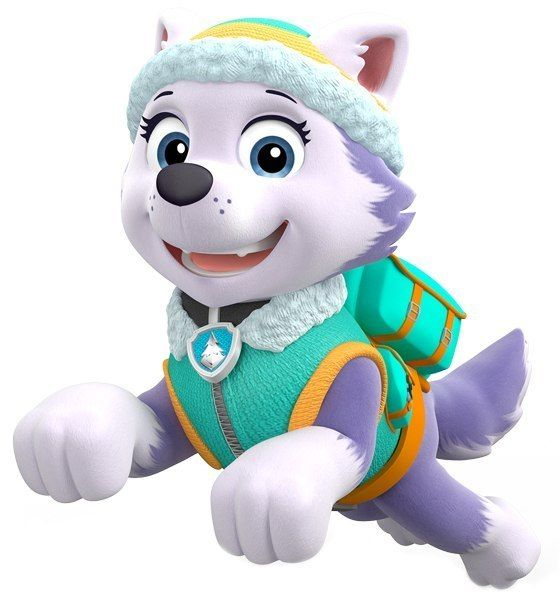 Paw patrol clipart everest graphic stock Paw patrol clipart everest - ClipartFest graphic stock
